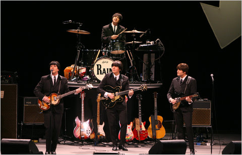 Tickets Beatles Tribute Show