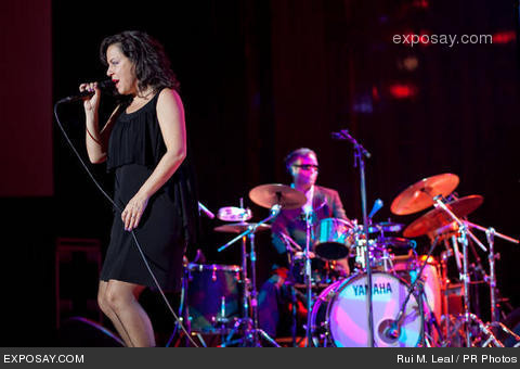Bebel Gilberto Park West