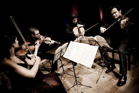 2011 Belcea Quartet Dates