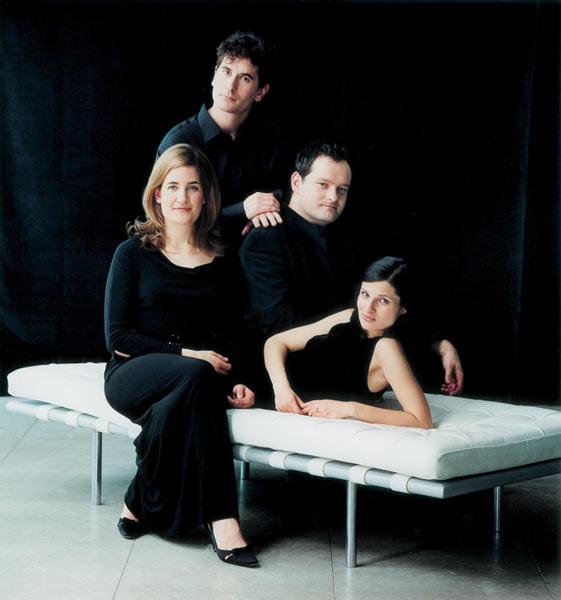 2011 Show Belcea Quartet