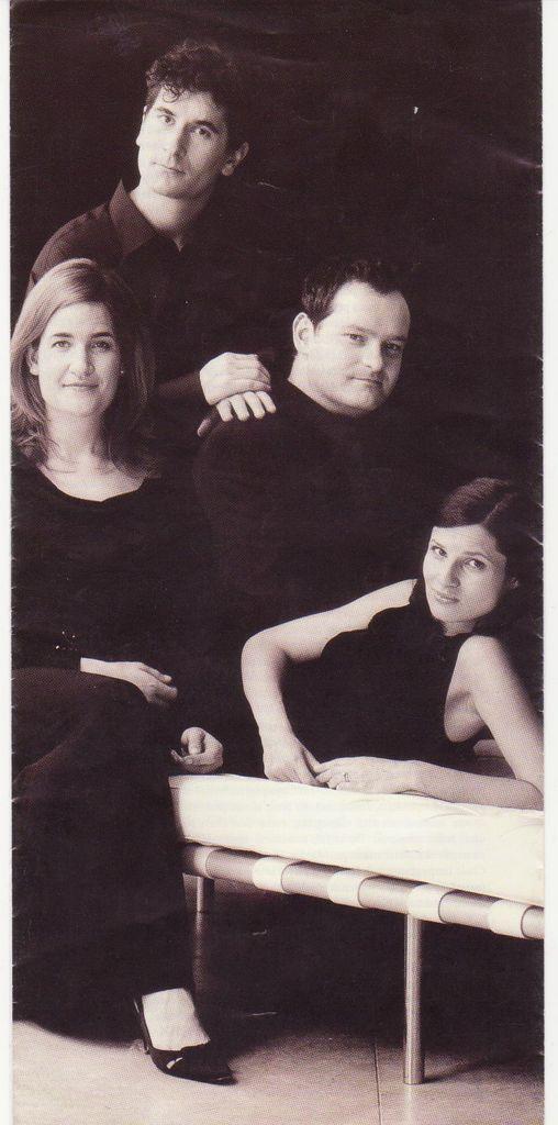 Belcea Quartet Ann Arbor MI