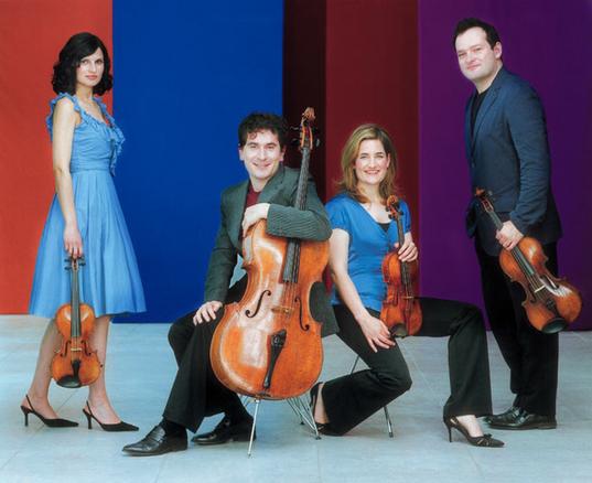 Belcea Quartet Ann Arbor