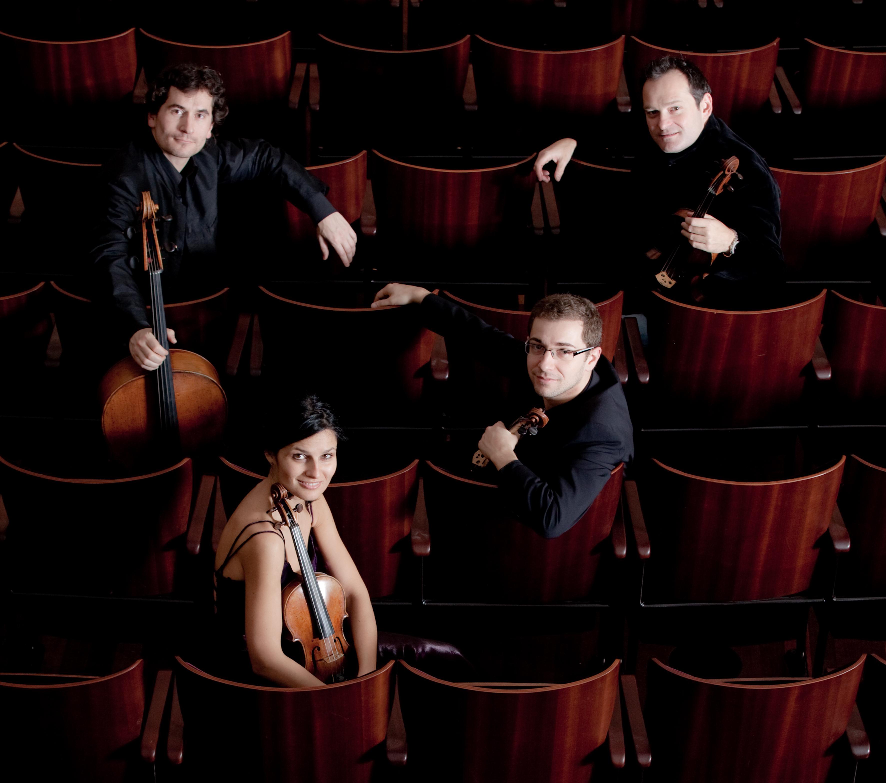 Belcea Quartet Rackham Auditorium