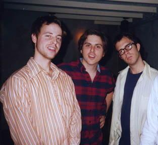2011 Ben Folds Five Dates
