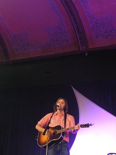 Concert Ben Gibbard