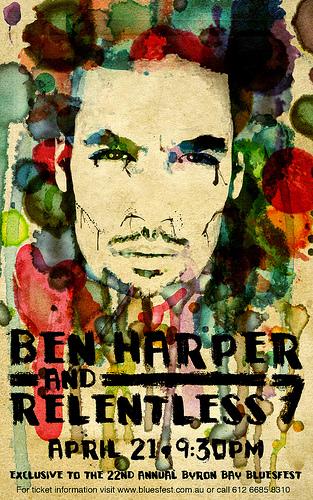 Ben Harper Concert