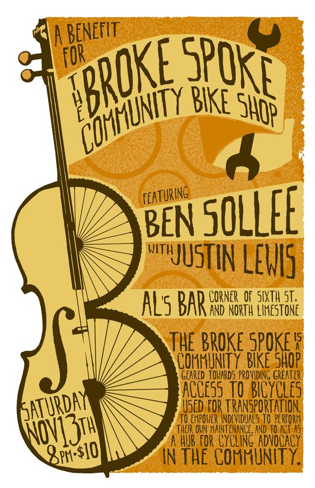 Ben Sollee Concert