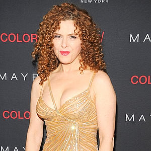 2011 Bernadette Peters Dates Tour
