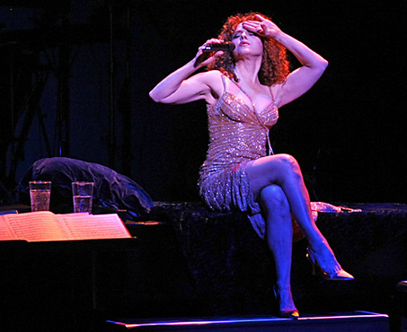Bernadette Peters Tucson