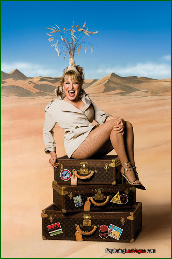 Bette Midler 2011 Dates