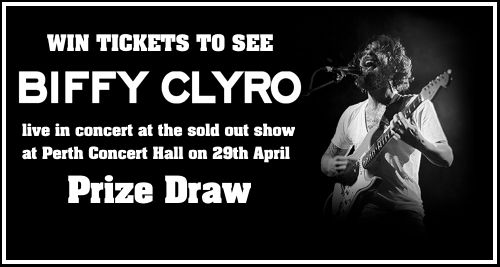Show Biffy Clyro Tickets