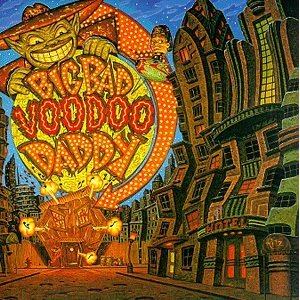 2011 Big Bad Voodoo Daddy Show