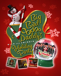 Tickets Big Bad Voodoo Daddy Show