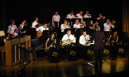 Big Band The Anvil Tickets