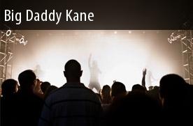 Big Daddy Kane Concert
