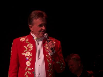 Bill Anderson Dates 2011