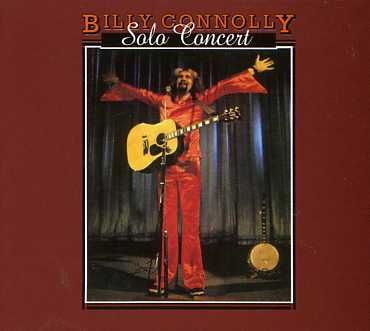 Billy Connolly 2011 Tour Dates