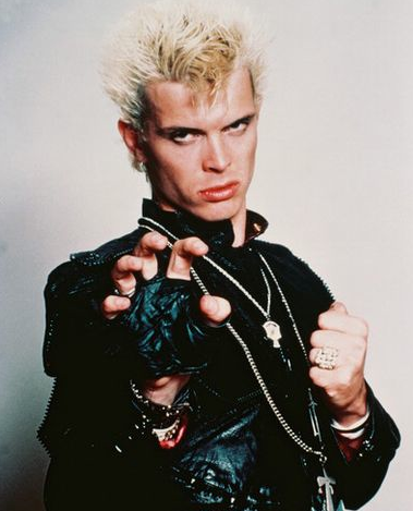 2011 Dates Billy Idol Tour