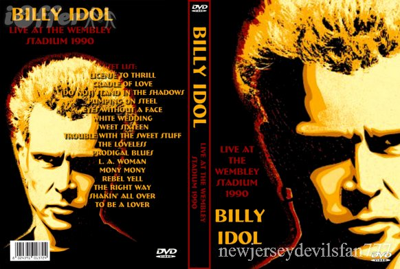 Billy Idol Atlantic City Tickets