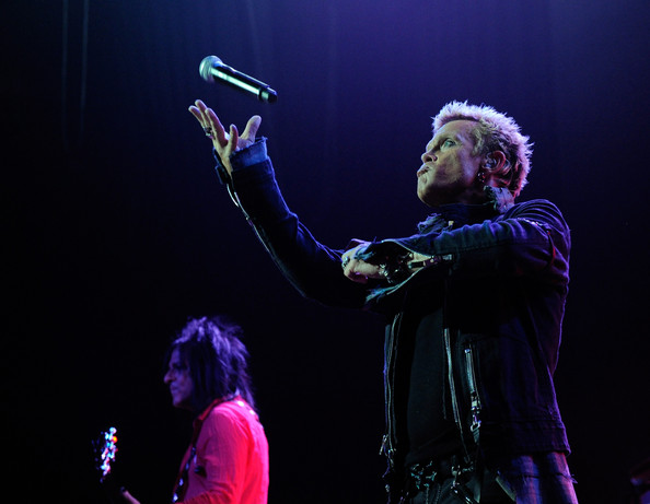 Billy Idol Atlantic City