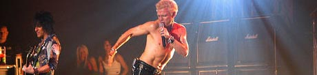 Billy Idol Tickets Show