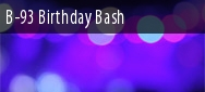 2011 Birthday Bash Tour Dates