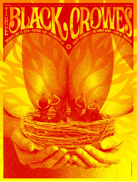2011 Tour Black Crowes Dates