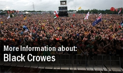 Tour 2011 Dates Black Crowes