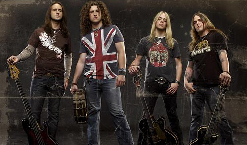 Tour Black Stone Cherry Dates 2011