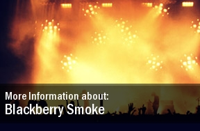 2011 Blackberry Smoke Dates Tour