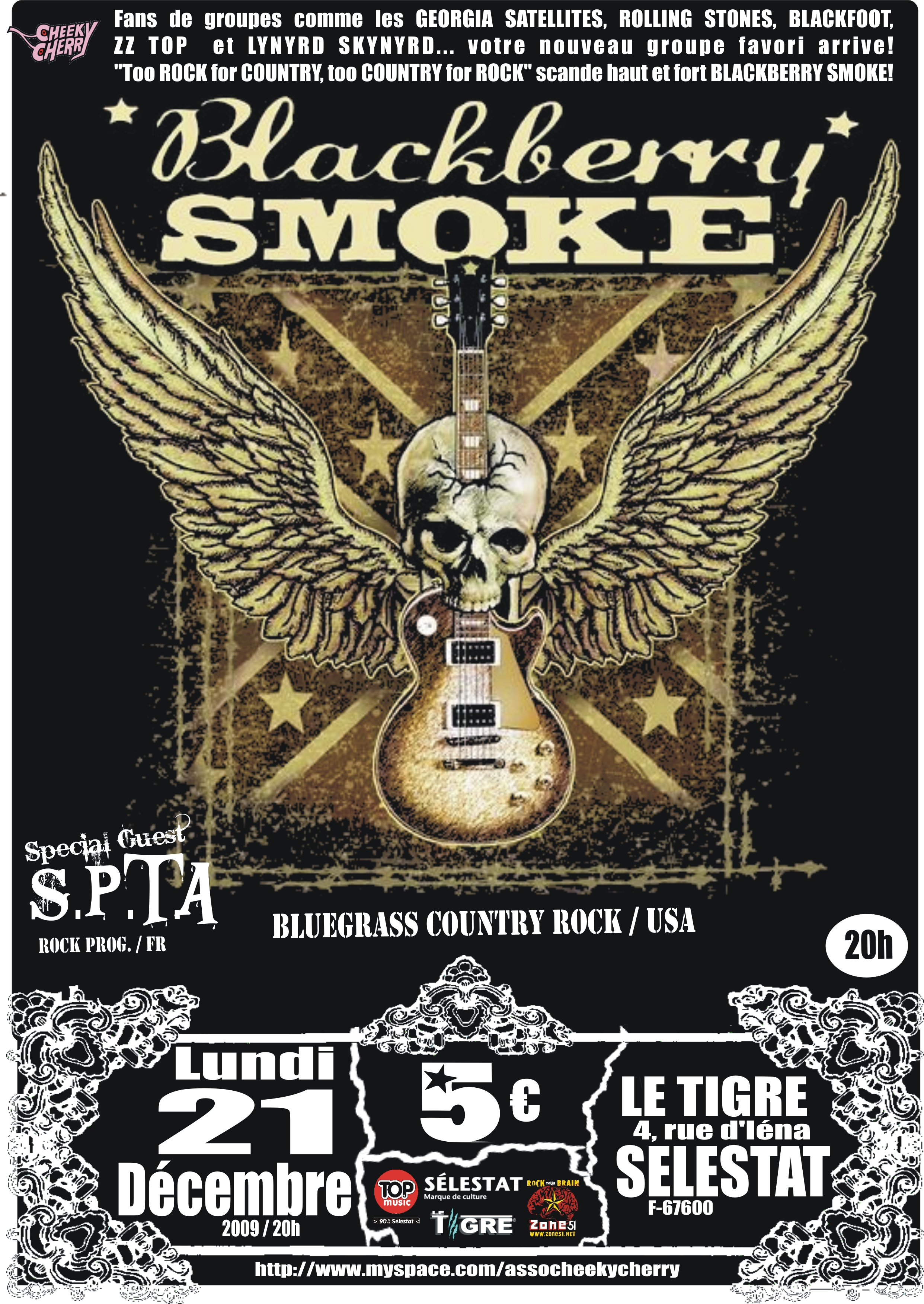 Blackberry Smoke House Of Blues Myrtle Beach Tickets