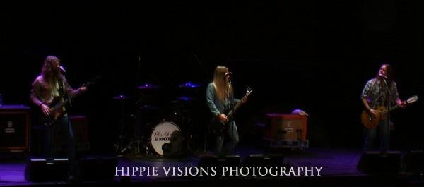 Blackberry Smoke Concert