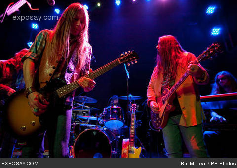 Blackberry Smoke Tickets