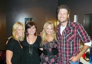 2011 Blake Shelton Dates