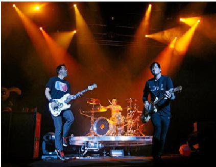 2011 Show Blink 182