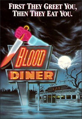 Blood Diner Ii Trocadero