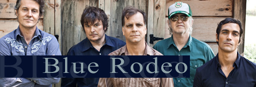 Dates Tour 2011 Blue Rodeo