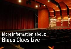 Concert Blues Clues Live