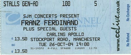 Bob Log Tickets Show