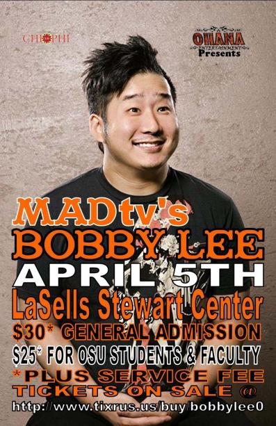 2011 Bobby Lee