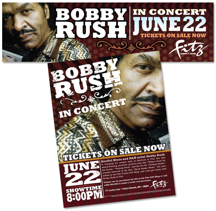Bobby Rush Tickets Biloxi