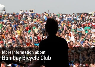 Bombay Bicycle Club 2011