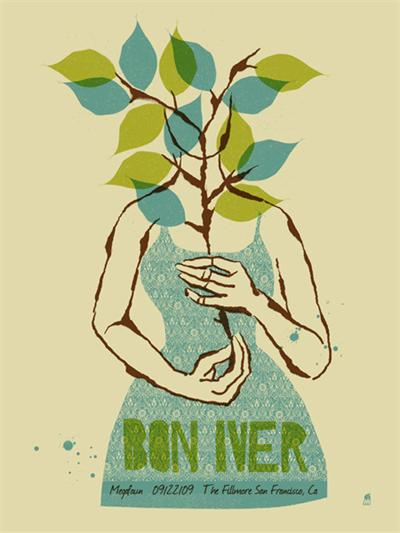 2011 Bon Iver Tour Dates