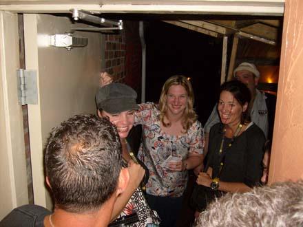 Bonnie Mcfarlane Tour Dates 2011