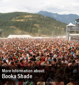 Booka Shade Tour Dates 2011