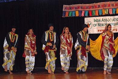 Concert Boston Bhangra Competition