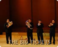Boston Brass Tickets Stephens Auditorium