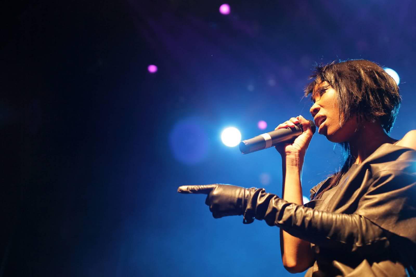 Brandy Show 2011