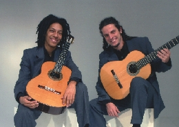 Brasil Guitar Duo Boma Tickets