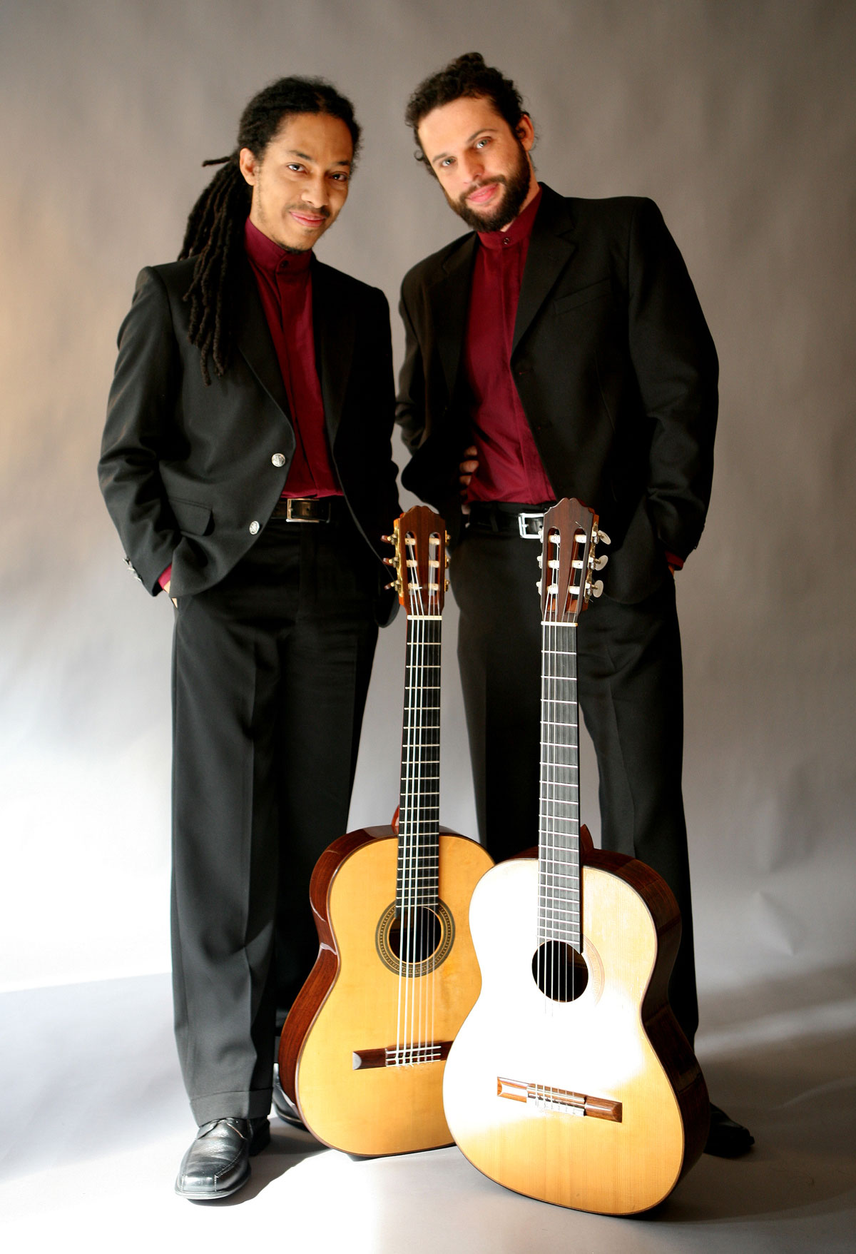 Brasil Guitar Duo Mccain Auditorium Tickets